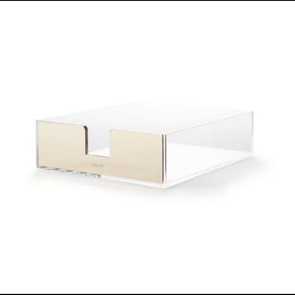 🆕🌸 Kate Spade ♠️ Desk Tray